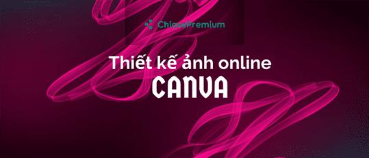 Thiết kế ảnh online với Canva