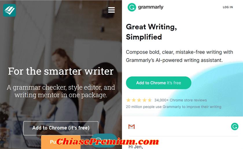 So sánh Grammarly với ProWritingAid
