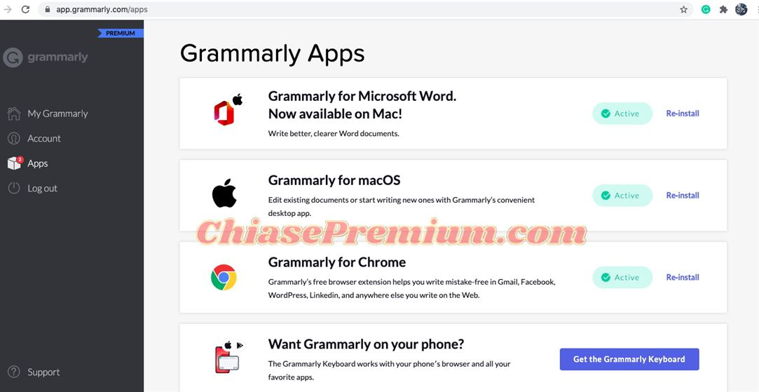 Hướng dẫn sử dụng Grammarly trên trình duyệt Chrome