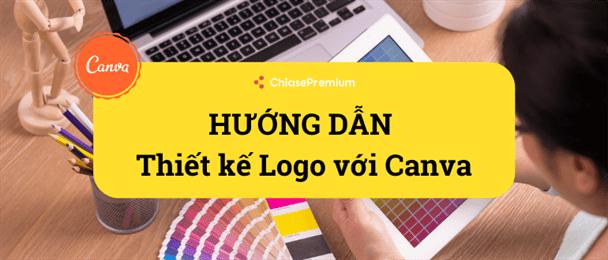Hướng dẫn dùng Canva thiết kế logo