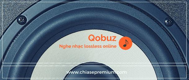dịch vụ nghe nhạc lossless online Qobuz