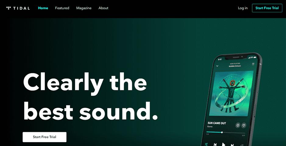 Tài khoản Tidal có chất lượng âm thanh thật tuyệt vời nhưng chưa hỗ trợ thị trường Việt Nam nên cài đặt khá là khó khăn.