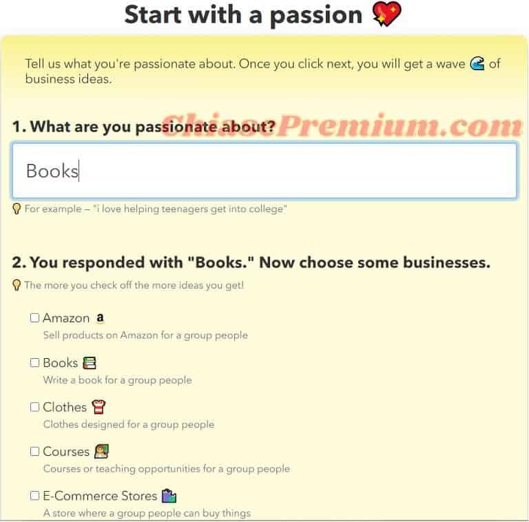 Câu hỏi đầu tiên thường là về chủ đề mà bạn chọn (sở trường, kỹ năng, đam mê,...)