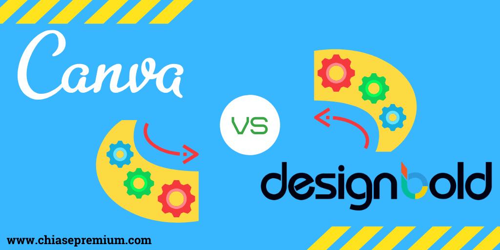 So sánh 2 tài khoản Designbold với Canva