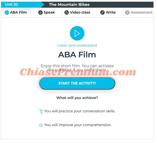 ABA Films, short films in English