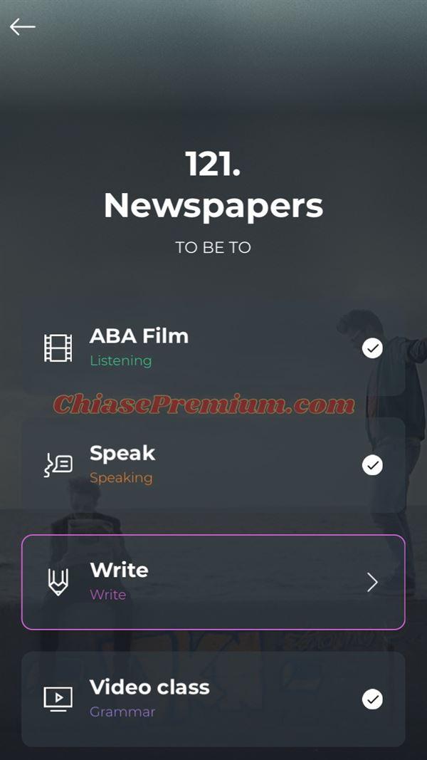 Today và Trending với những bài báo và bản nhạc đang được người dùng ABA English yêu thích