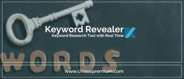 Review tài khoản Keyword Revealer