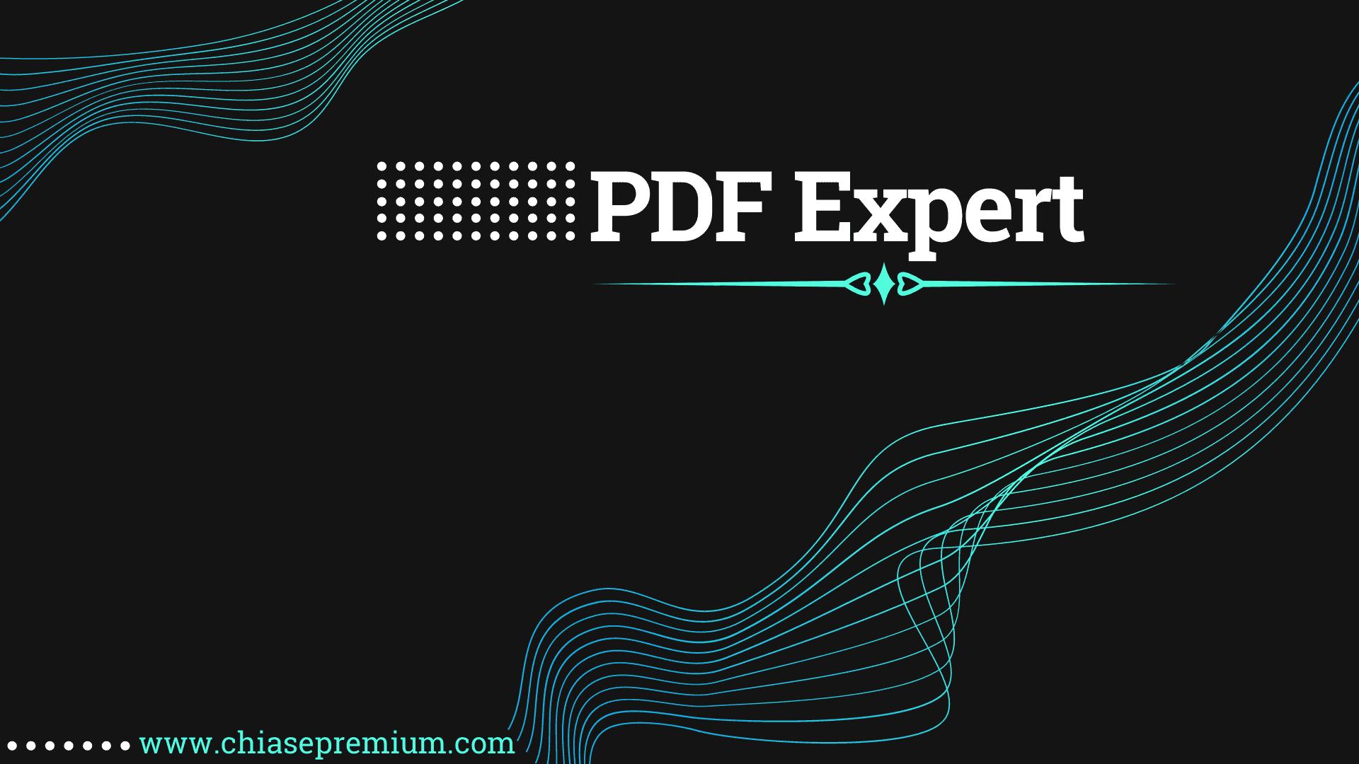 PDF Expert ứng dụng chỉnh sửa file pdf