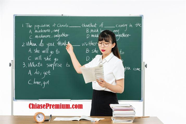 Tiếng Anh đã từng là nỗi ám ảnh với mình mỗi giờ lên lớp