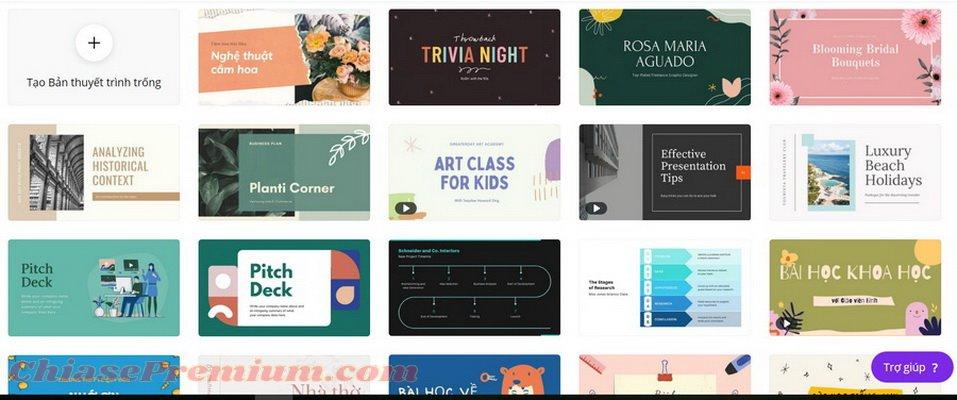 Công cụ thiết kế online