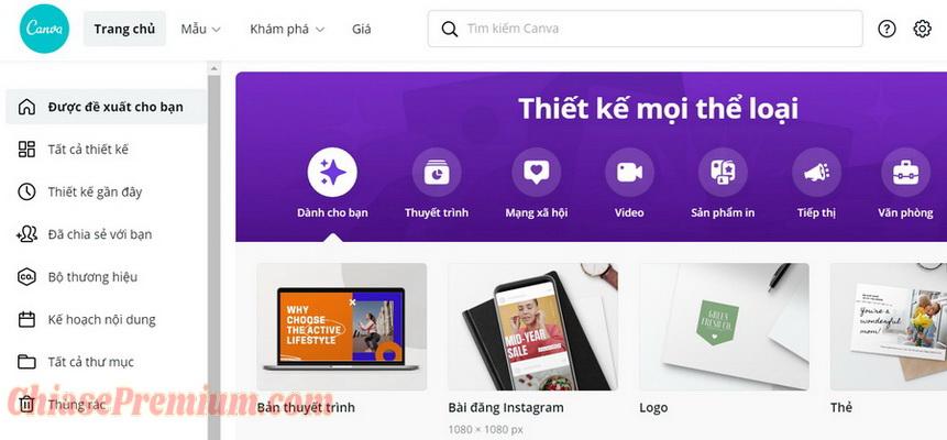 Công cụ thiết kế online nào tốt hơn Canva?