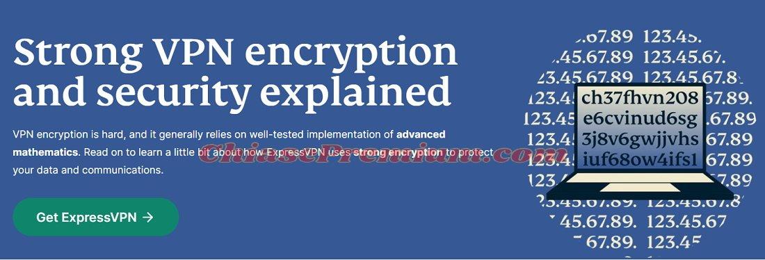 Với ExpressVPN, người dùng sẽ không bao giờ phải lo ngại về quyền riêng tư
