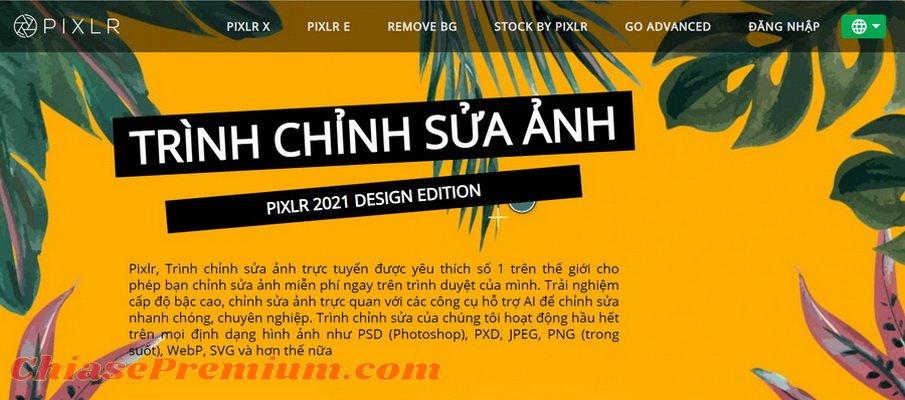 Pixlr là gì? Chia sẻ kinh nghiệm sử dụng Pixlr chỉnh sửa ảnh online