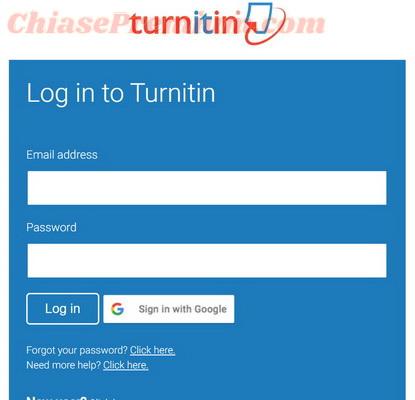 Hướng dẫn sử dụng Turnitin kiểm tra đạo văn