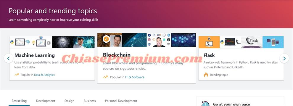 Khoá học về Blockchain - chủ đề đang rất nổi trong thời gian gần đây
