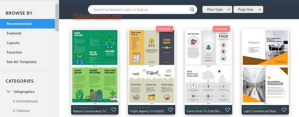 Venngage: Tạo Infographic: nhanh và dễ dàng