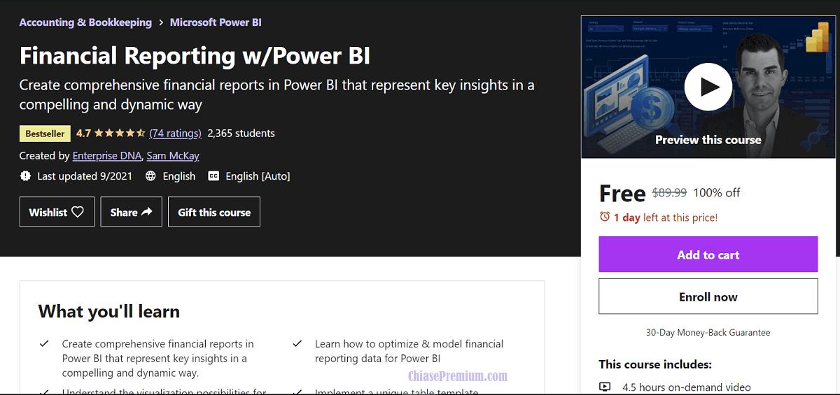 1-Financial-Reporting-w-Power-BI-course