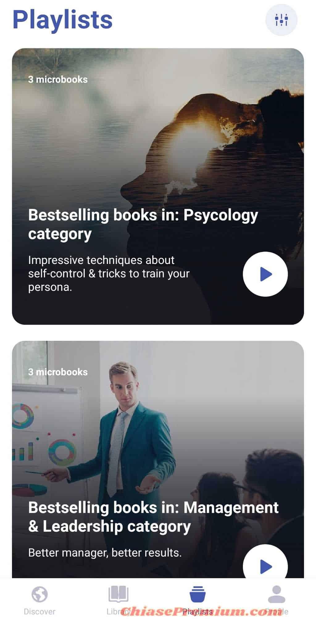 12min - Book summaries mobile app review