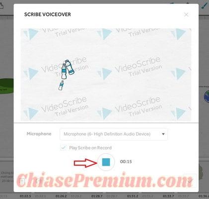 Hướng dẫn sử dụng VideoScribe