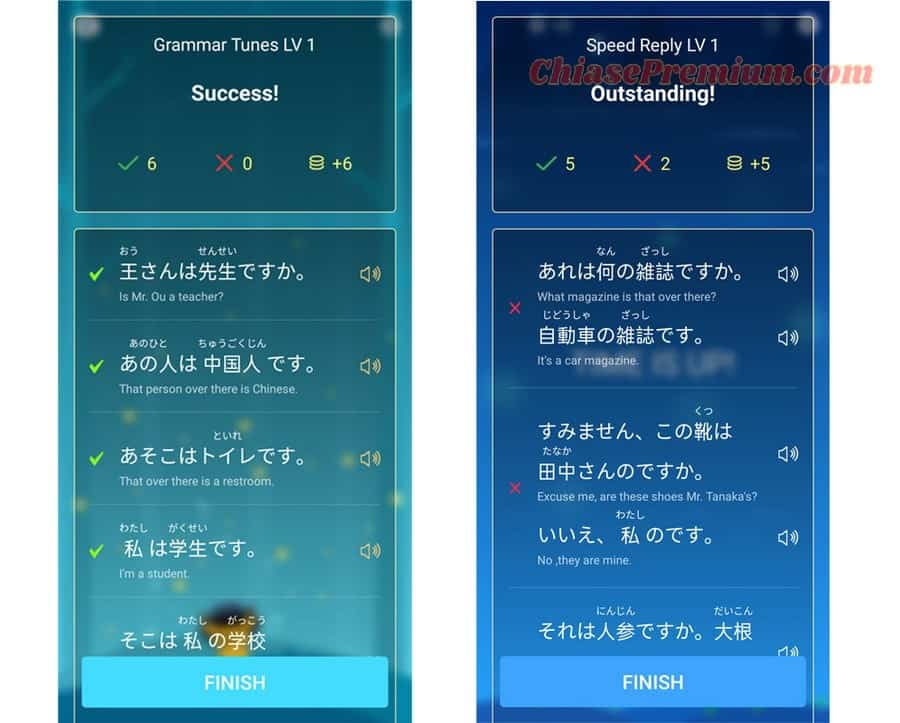 Dù mình đã từng học qua tiếng Nhật nhưng vẫn còn vài lỗi sai. Việc luyện tập lại từ level 1 sẽ giúp mình nắm vững kiến thức hơn.