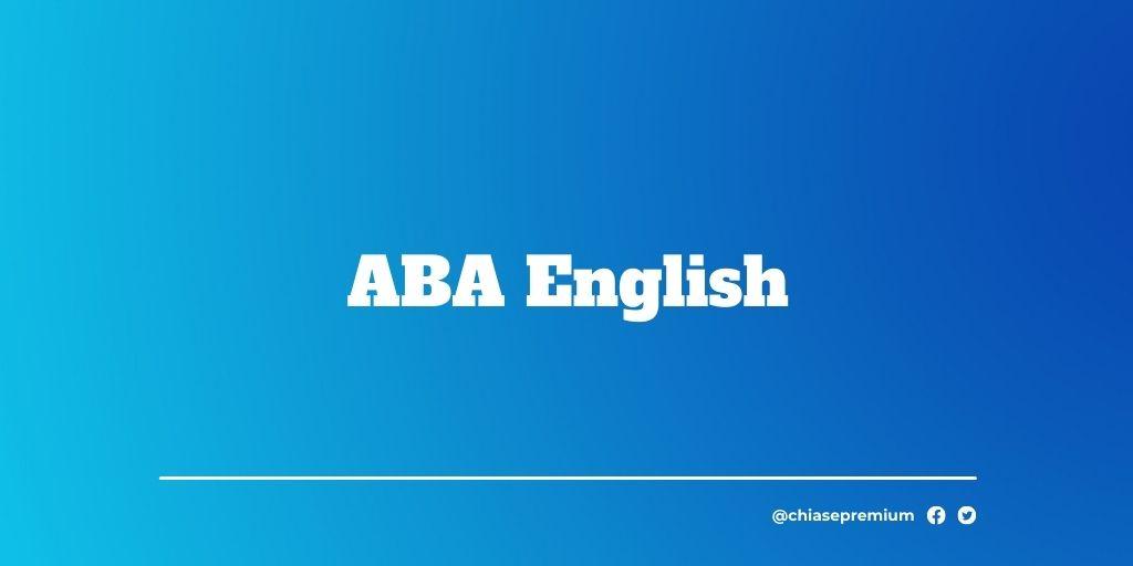 ABA English-deals