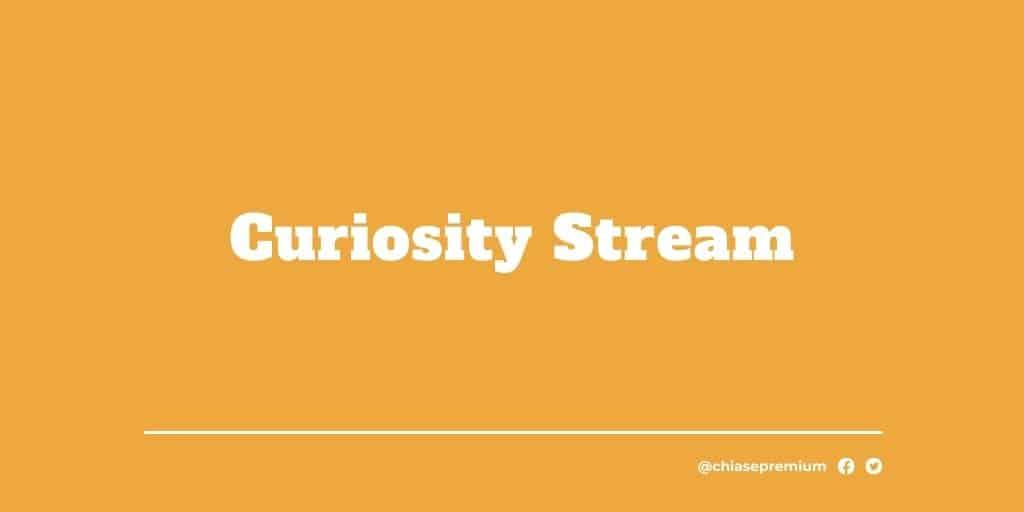 Curiosity Stream-deal