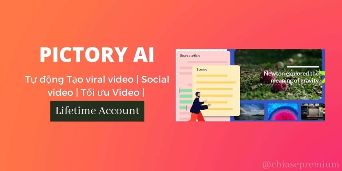 Pictory-AI-lifetime-account