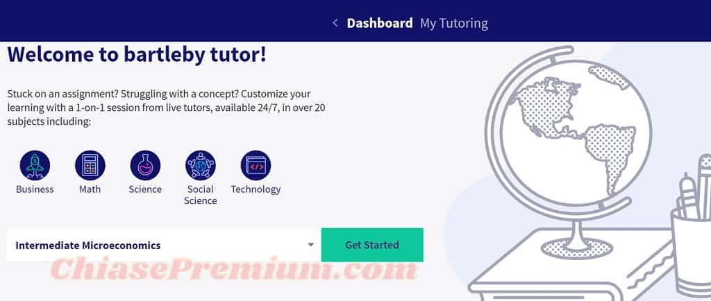 bartleby tutor