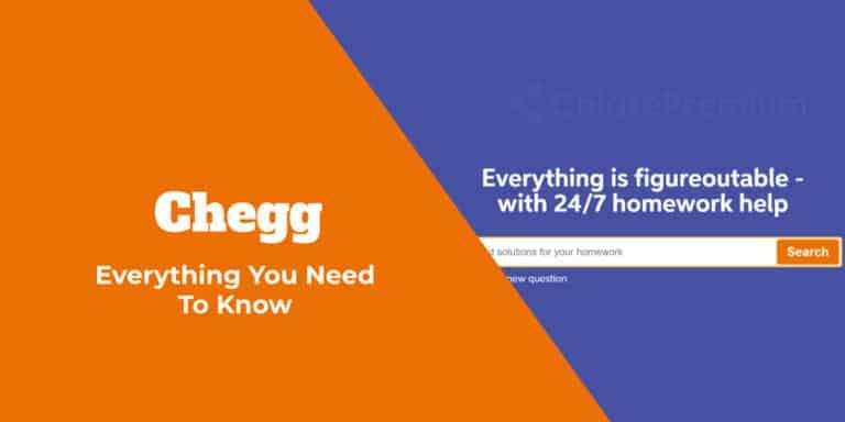 Một số lưu ý khi sử dụng tài khoản Chegg hỗ trợ học tập