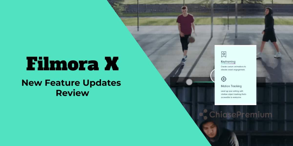 Tài khoản Wondershare Filmora X: Review & Hướng dẫn sử dụng