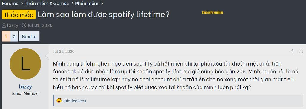is-lifetime-spotify-premium-a-scam