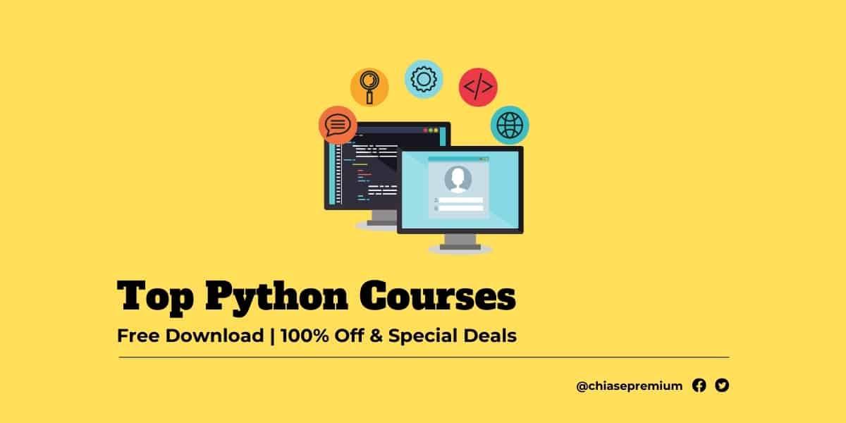 Chia sẻ khóa học lập trình Python miễn phí