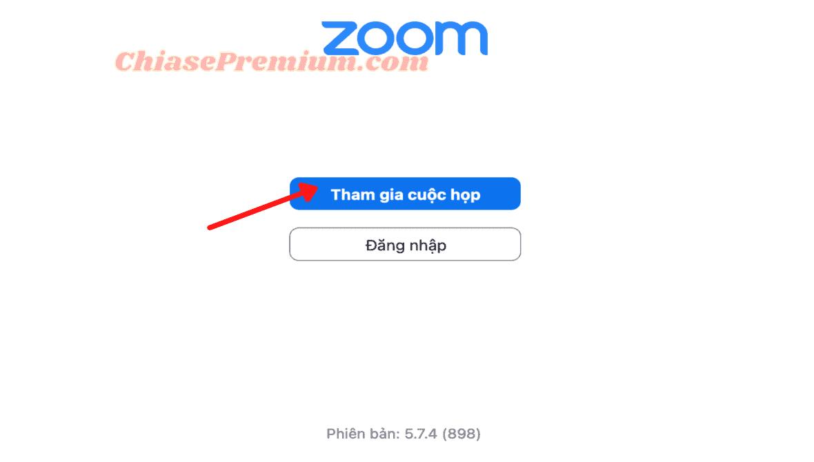 Hướng dẫn tham gia phòng họp Zoom
