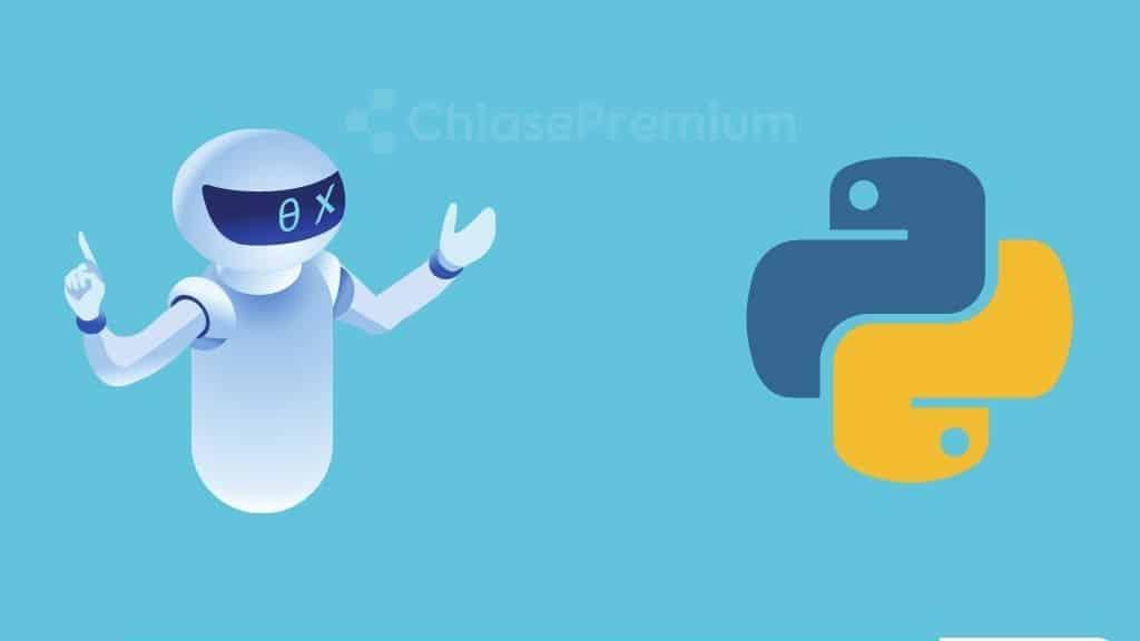 Python là một ngôn ngữ được dùng nhiều trong lĩnh vực chế tạo người máy (robotics)