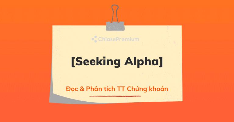 Seeking Alpha là gì