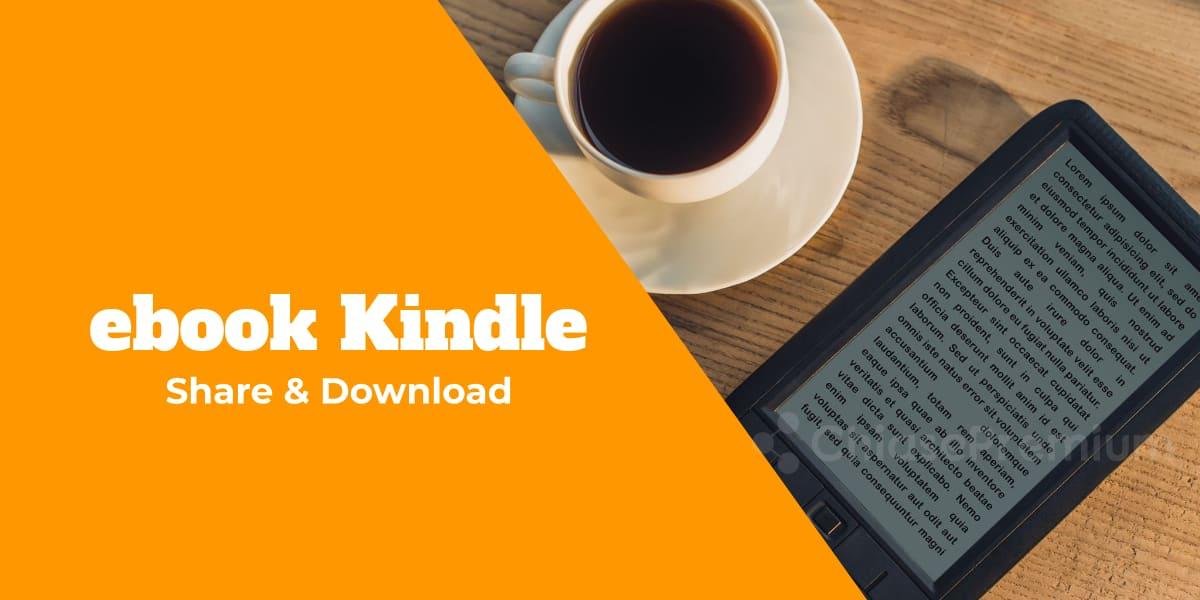 Các trang web bạn có thể tải ebook Kindle miễn phí