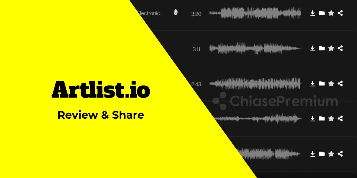 Artlist là gì, review dịch vụ cung cấp nhạc bản quyền cho các Creators