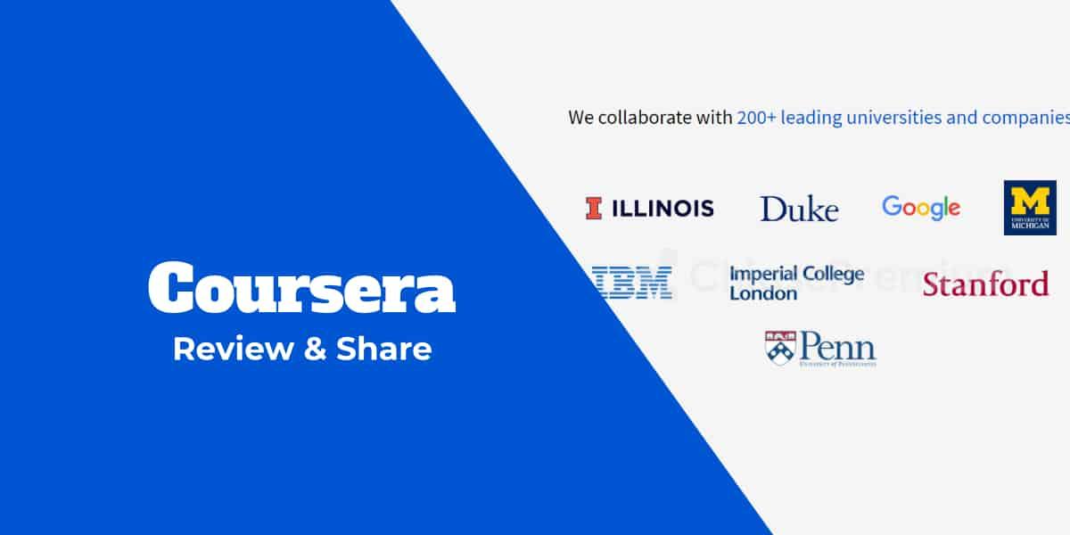 Tài khoản Coursera Plus 2021: Khóa học đại học từ xa chất lượng cao