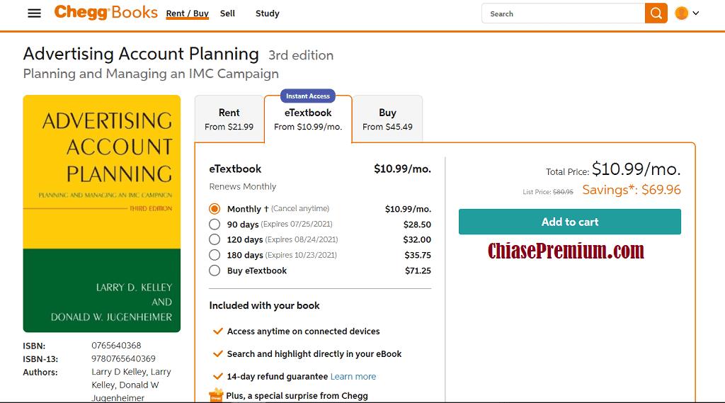 Bạn có thể thuê sách giáo khoa, giáo trình giá rẻ trên Chegg