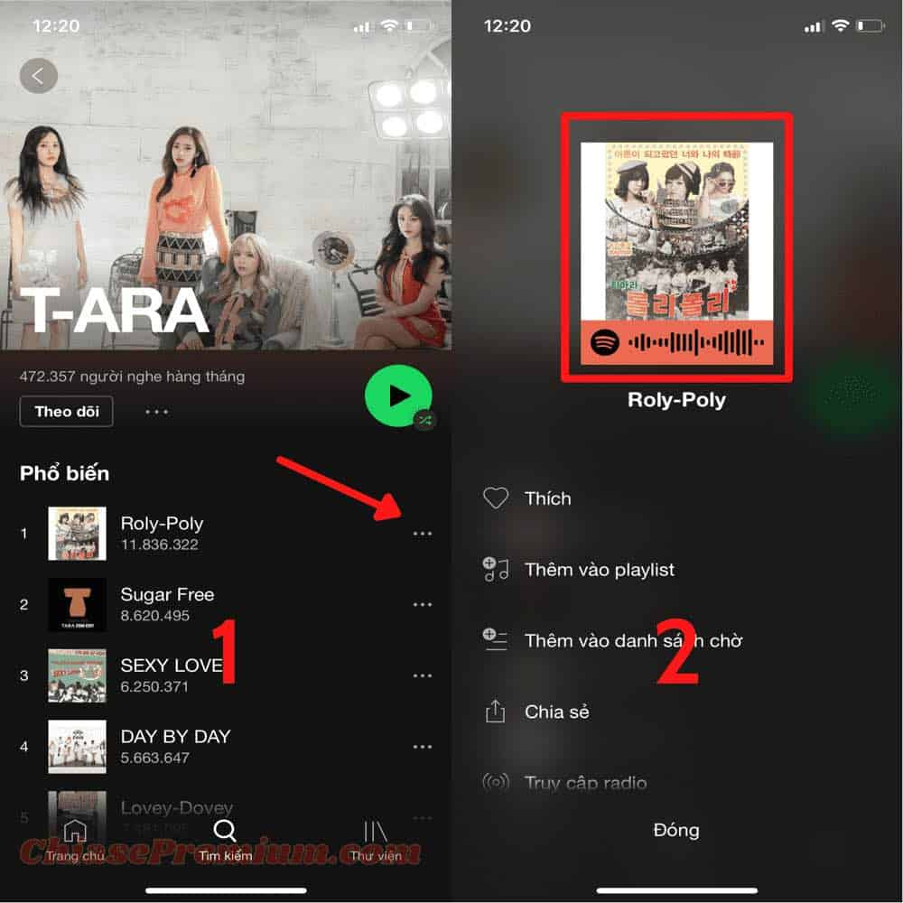 Spotify Code: An Easier Way To Share Music