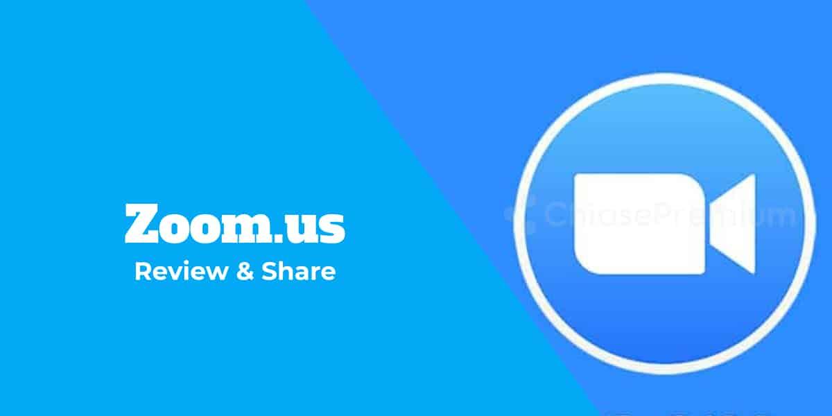 Review và Chia sẻ tài khoản Zoom.us