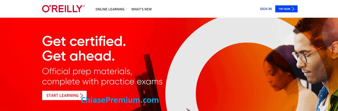 O'Reilly Online Learning chính là Safari Books Online
